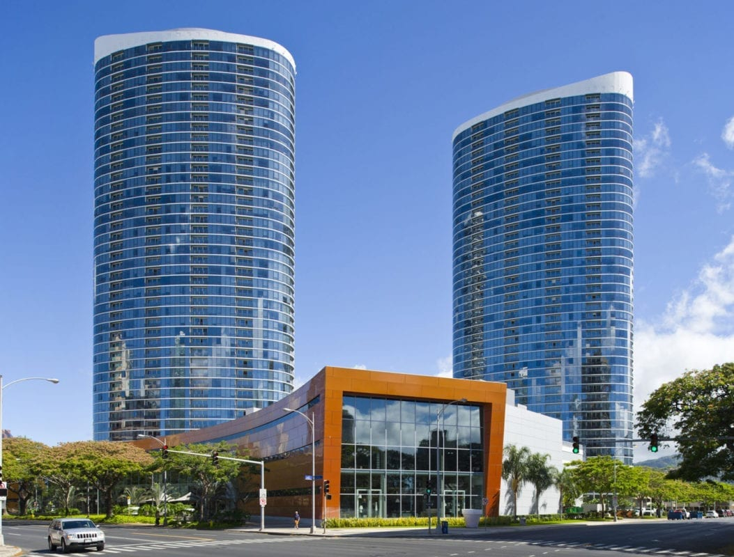 Moana Pacific Luxury Condos For Sale | Hawaii Real Estate